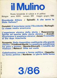 Copertina del fascicolo dell'articolo Sfide sul vuoto. Segni del quotidiano e azione collettiva