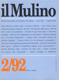 Copertina del fascicolo dell'articolo Gli usi della storia