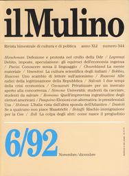 Copertina del fascicolo dell'articolo Il crollo della Repubblica Democratica Tedesca
