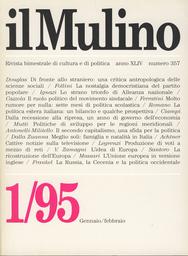 Copertina del fascicolo dell'articolo Di fronte allo straniero. Una crisi antropologica delle scienze sociali