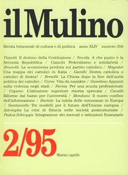 Copertina del fascicolo dell'articolo La risorsa sprecata: l'istruzione superiore in Italia