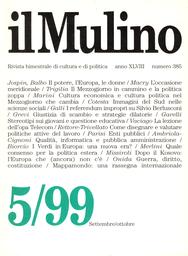 Copertina del fascicolo dell'articolo I referendum impropri su Silvio Berlusconi
