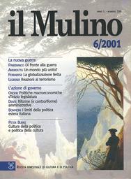 Copertina del fascicolo dell'articolo Di fronte alla guerra