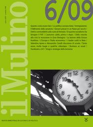 Copertina del fascicolo dell'articolo Giovani precari in un Paese per vecchi