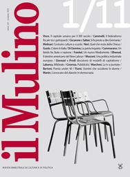 Copertina del fascicolo dell'articolo La patria inquieta
