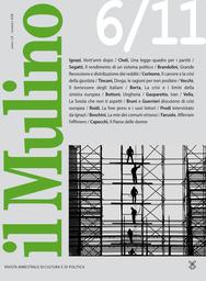 Copertina del fascicolo dell'articolo La Lega Nord: classe politica e iscritti
