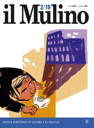 Copertina del fascicolo dell'articolo Da dove arriva la Roma di oggi