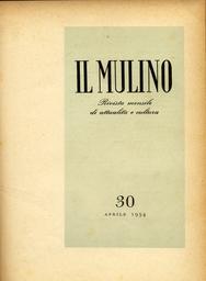 Copertina del fascicolo dell'articolo La mente prigioniera