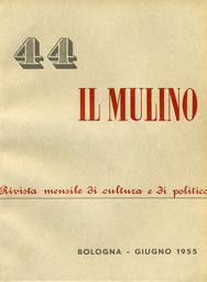 Copertina del fascicolo dell'articolo Le lotte agrarie nella Valle Padana