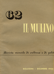 Copertina del fascicolo dell'articolo Solitudine di Montale