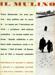 Copertina del fascicolo dell'articolo La politica agraria italiana ovvero dell'incoerenza