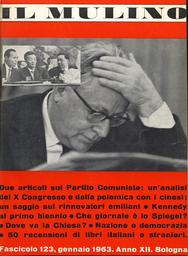 Copertina del fascicolo dell'articolo Analisi del X Congresso del Pci