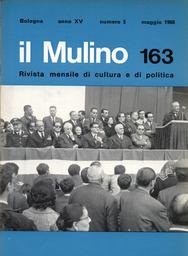 Copertina del fascicolo dell'articolo Note di un protestante ad alcuni capitoli della Costituzione