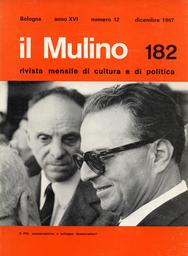 Copertina del fascicolo dell'articolo Strategia e posizione politica del PRI