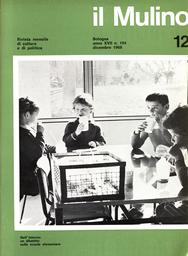 Copertina del fascicolo dell'articolo I sepolcri imbiancati (tesi provocatorie sul PRI)