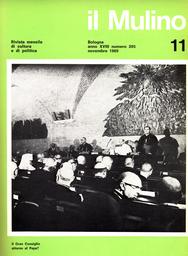 Copertina del fascicolo dell'articolo Inchiesta sulla struttura dipartimentale delle scienze della terra