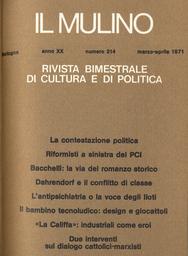 Copertina del fascicolo dell'articolo Ralf Dahrendorf e la teoria del conflitto di classe