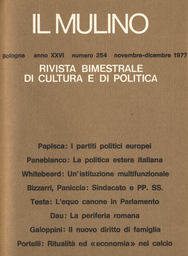 Copertina del fascicolo dell'articolo Gli operatori giuridici di fronte al nuovo diritto di famiglia in Italia
