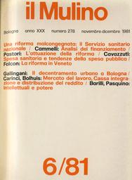 Copertina del fascicolo dell'articolo Gli intellettuali
